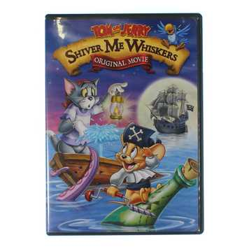 Movie: Tom and Jerry - Shiver Me Whiskers for Sale on Swap.com