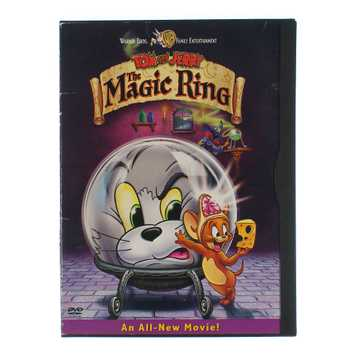 Movie: Tom and Jerry The Magic Ring for Sale on Swap.com