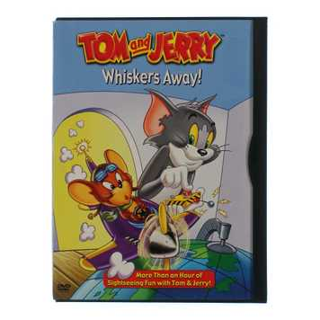 Movie: Tom and Jerry: Whiskers Away! for Sale on Swap.com