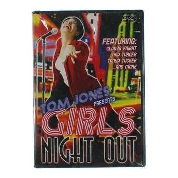 Movie: Tom Jones Presents Girls Night Out for Sale on Swap.com