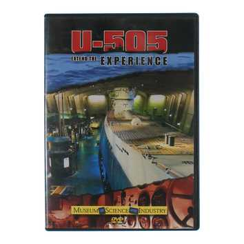 Movie: U-505 Extend The Experience for Sale on Swap.com