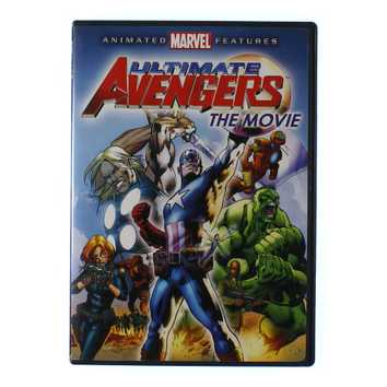 Movie: Ultimate Avengers for Sale on Swap.com