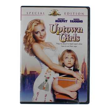 Movie: Uptown Girls Special Edition for Sale on Swap.com