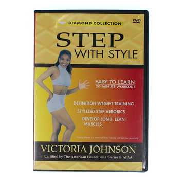 Movie: Victoria Johnson Step With Style for Sale on Swap.com