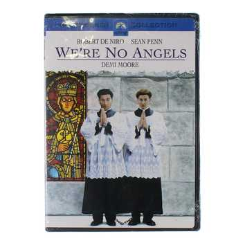 Movie: We're No Angels for Sale on Swap.com