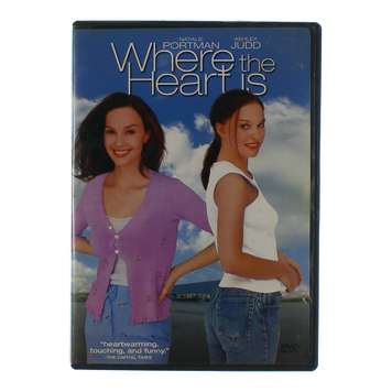 Movie: Where the Heart Is for Sale on Swap.com