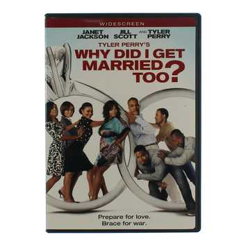Movie: Why Did I Get Married Too? for Sale on Swap.com
