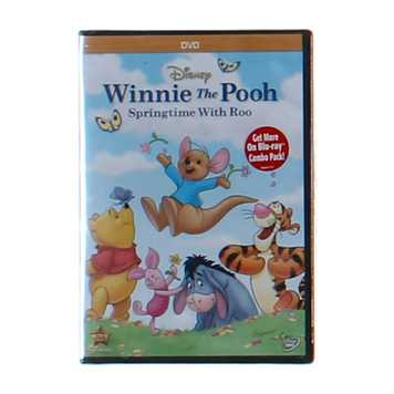 Movie: Winnie the Pooh Springtime With Roo for Sale on Swap.com