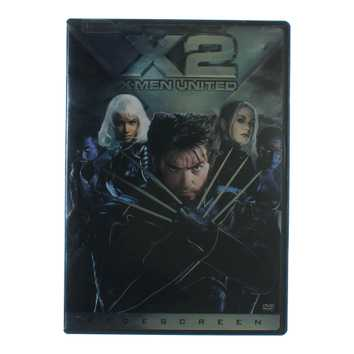 Movie: X2: X-Men United for Sale on Swap.com