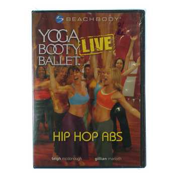 Movie: Yoga Booty Ballet for Sale on Swap.com