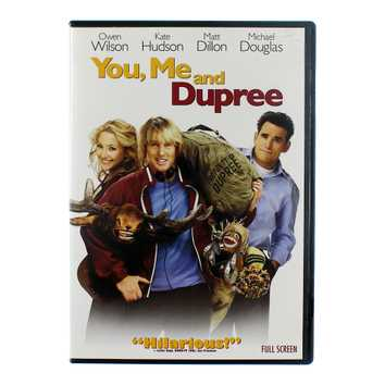 Movie: You, Me and Dupree for Sale on Swap.com
