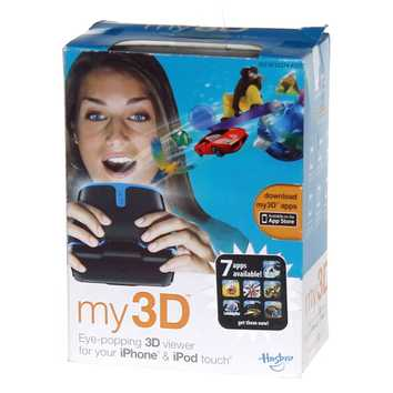 My 3D for Sale on Swap.com