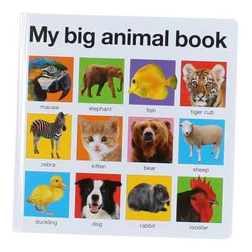 My Big Animal Book for Sale on Swap.com