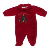 Our Christmas baby clothes & outfits can add a personal spin to any festive celebration. Take a look at our range of Xmas robes, pajamas & bodysuits today! Personalised baby gifts that are unique & .