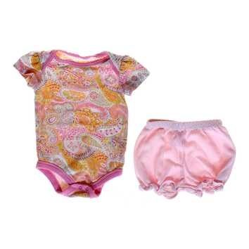 Paisley Bodysuit & Bloomers for Sale on Swap.com