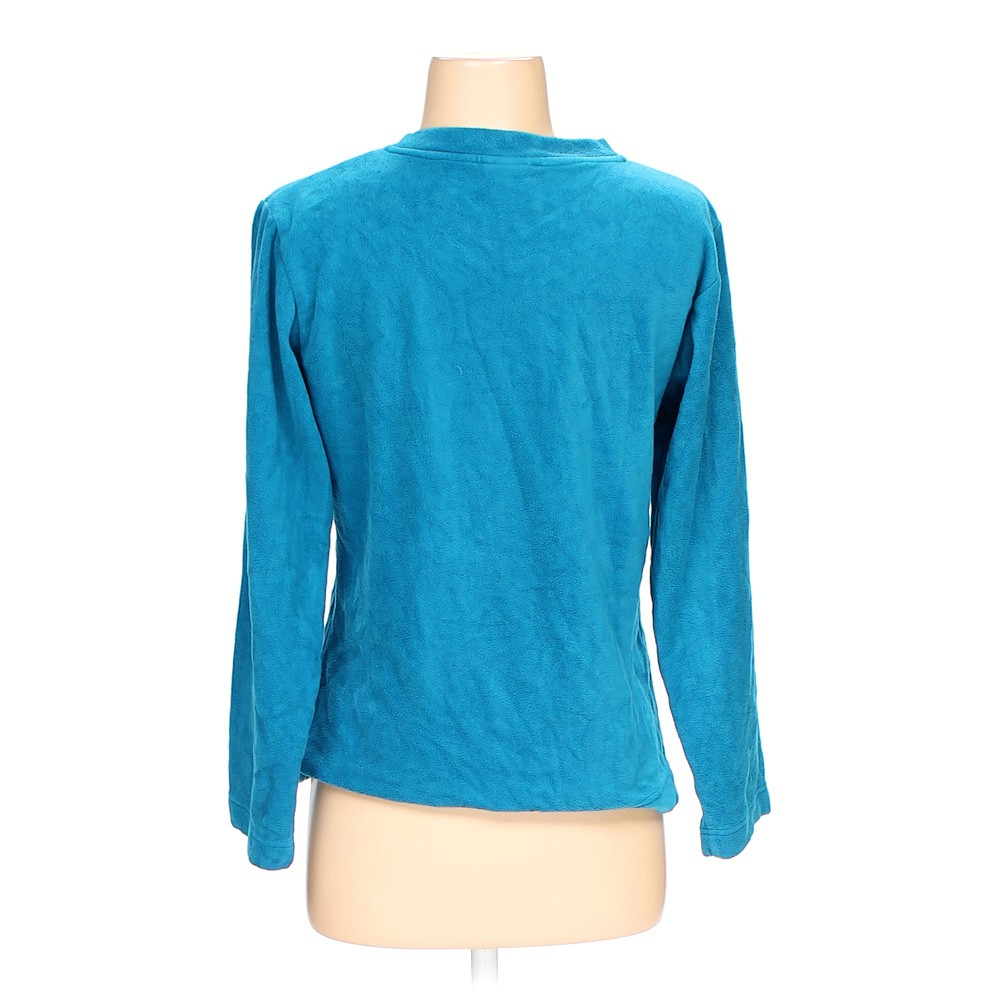 Blue/Navy Great Northwest Clothing Company Pajama Top In
