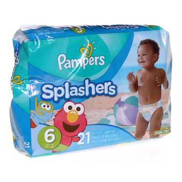 Pampers Splashers for Sale on Swap.com