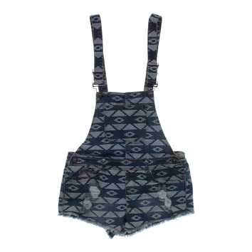 Patterned Shortalls for Sale on Swap.com