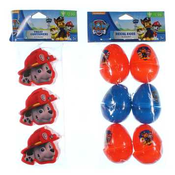 Paw Patrol Container Set for Sale on Swap.com
