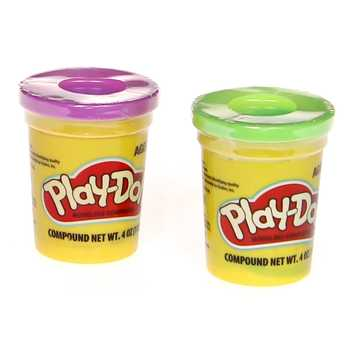 Play-Doh 4 ounce Single Can - Purple for Sale on Swap.com