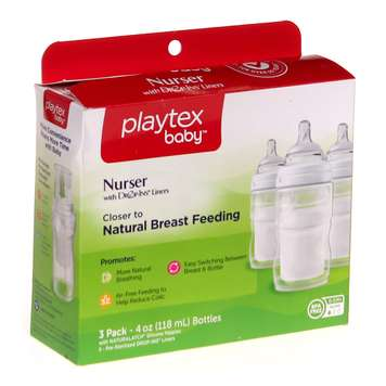 Playtex Baby Bottle 3 pack for Sale on Swap.com