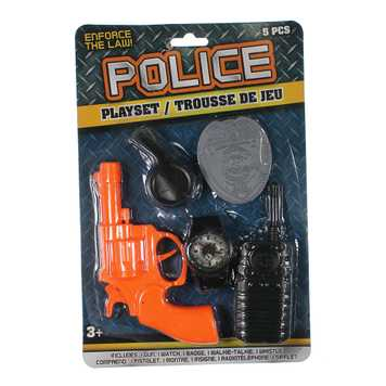 Police Play Set for Sale on Swap.com