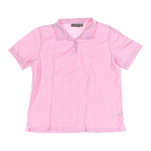 Pink croft barrow polo shirt in size xl at up to 95 off for Croft and barrow womens polo shirts