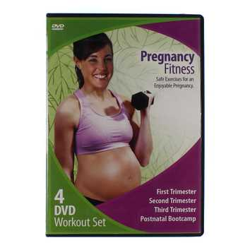 : Pregnancy Ness (DVD) (4 Disc) (Boxed Set) for Sale on Swap.com