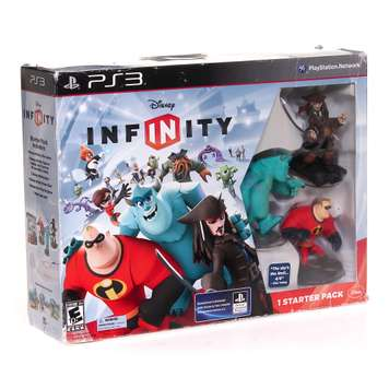 PS3 Disney Infinity Starter Pack for Sale on Swap.com