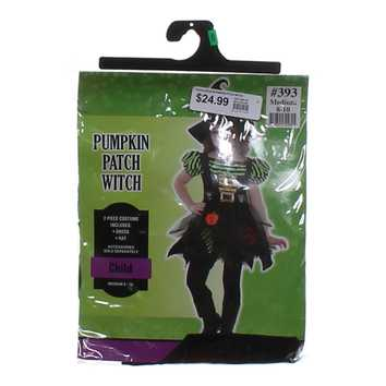 Pumpkin Patch Witch Costume for Sale on Swap.com
