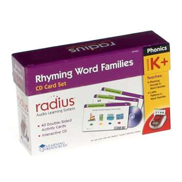 Rhyming Word Families for Sale on Swap.com