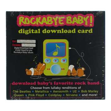 Rockabye Baby - Digital Download Card for Sale on Swap.com