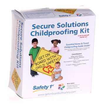 Secure Solutions Childproofing Kit for Sale on Swap.com