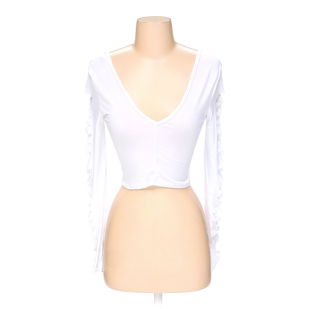Body central shirt in size s at up to 95 off for How to hand wash white shirt