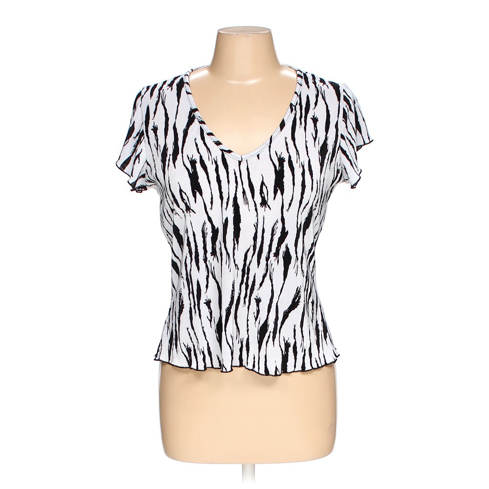 Brittany black shirt in size m at up to 95 off for How to hand wash white shirt