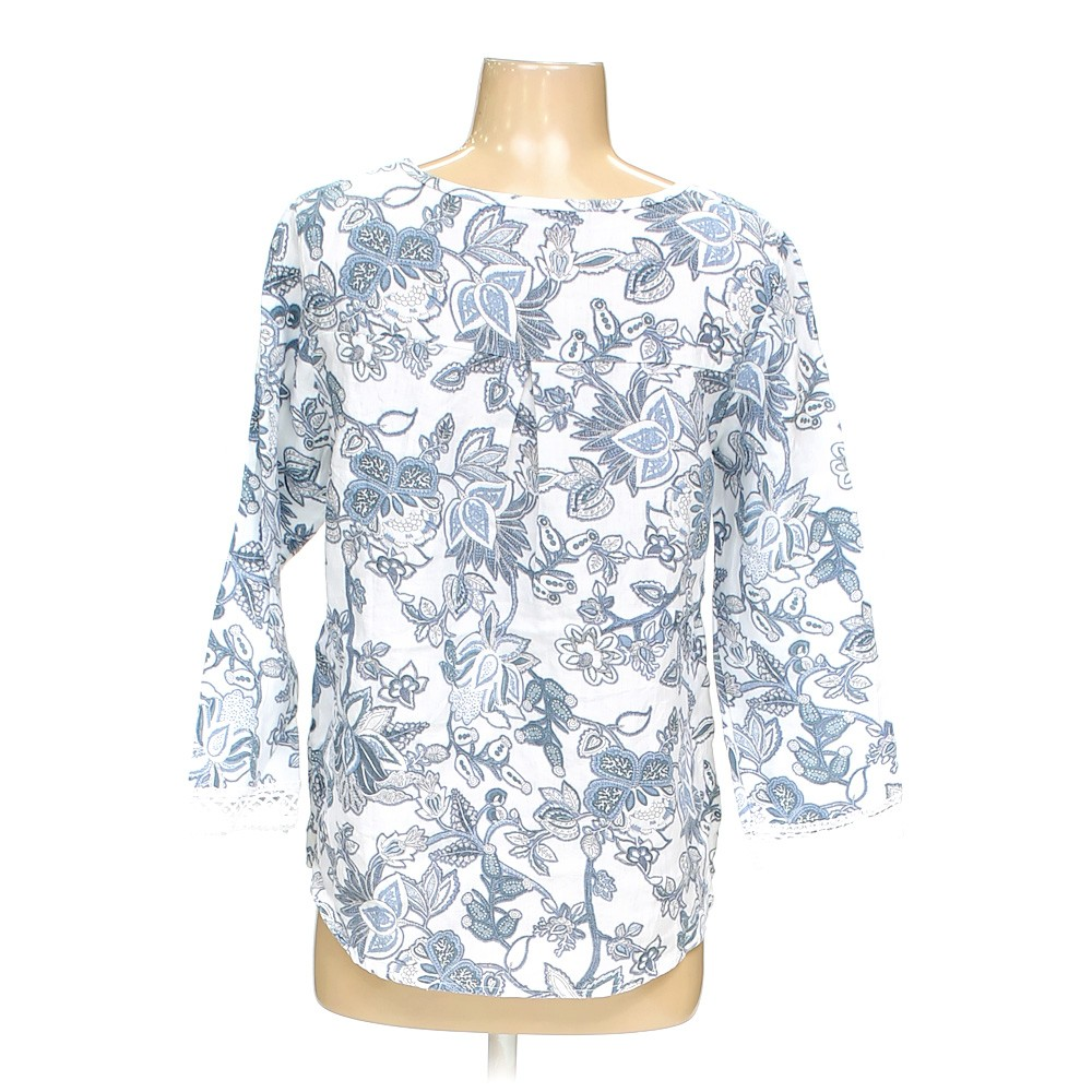 Elena baldi shirt in size s at up to 95 off for How to hand wash white shirt