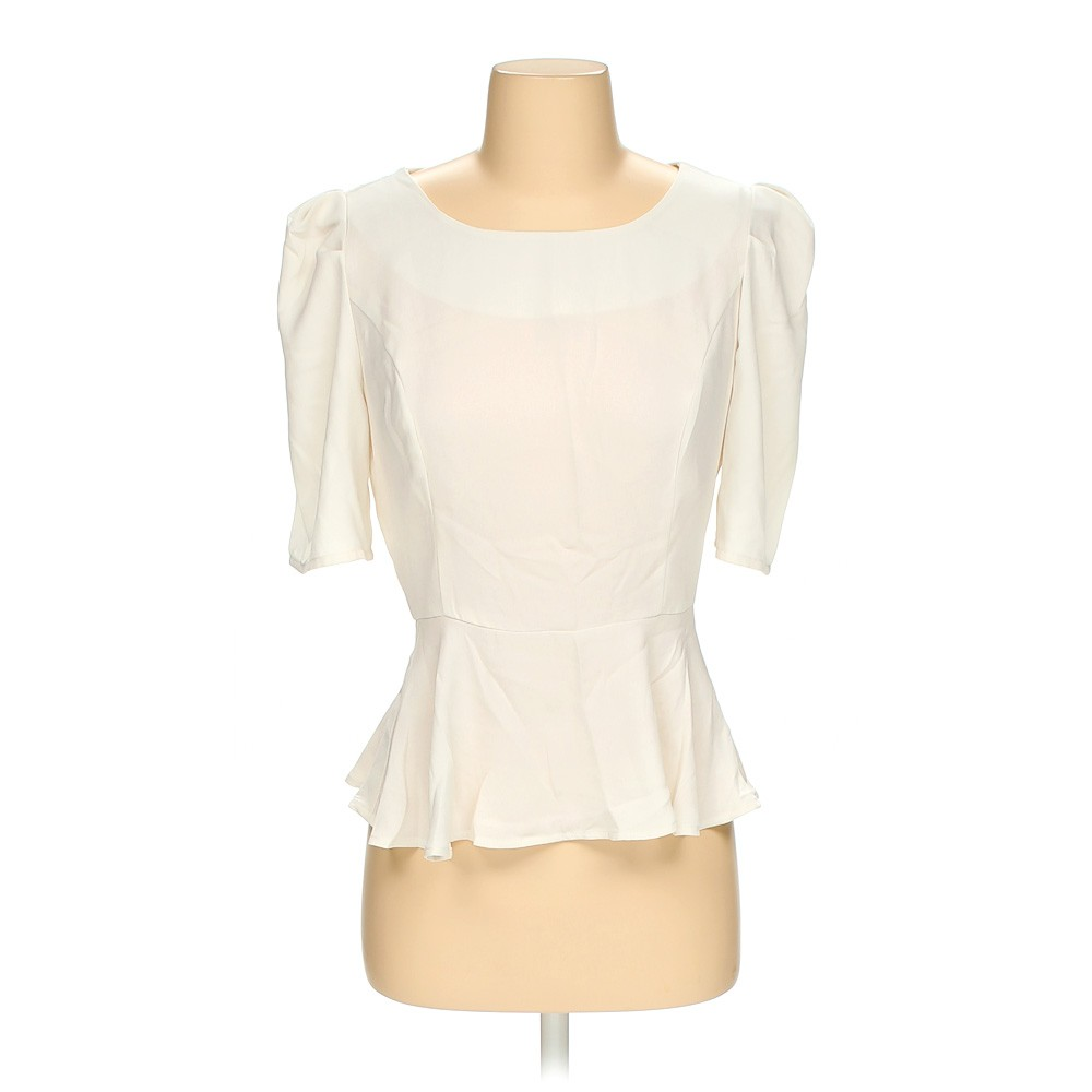 White forever 21 shirt in size s at up to 95 off for How to hand wash white shirt