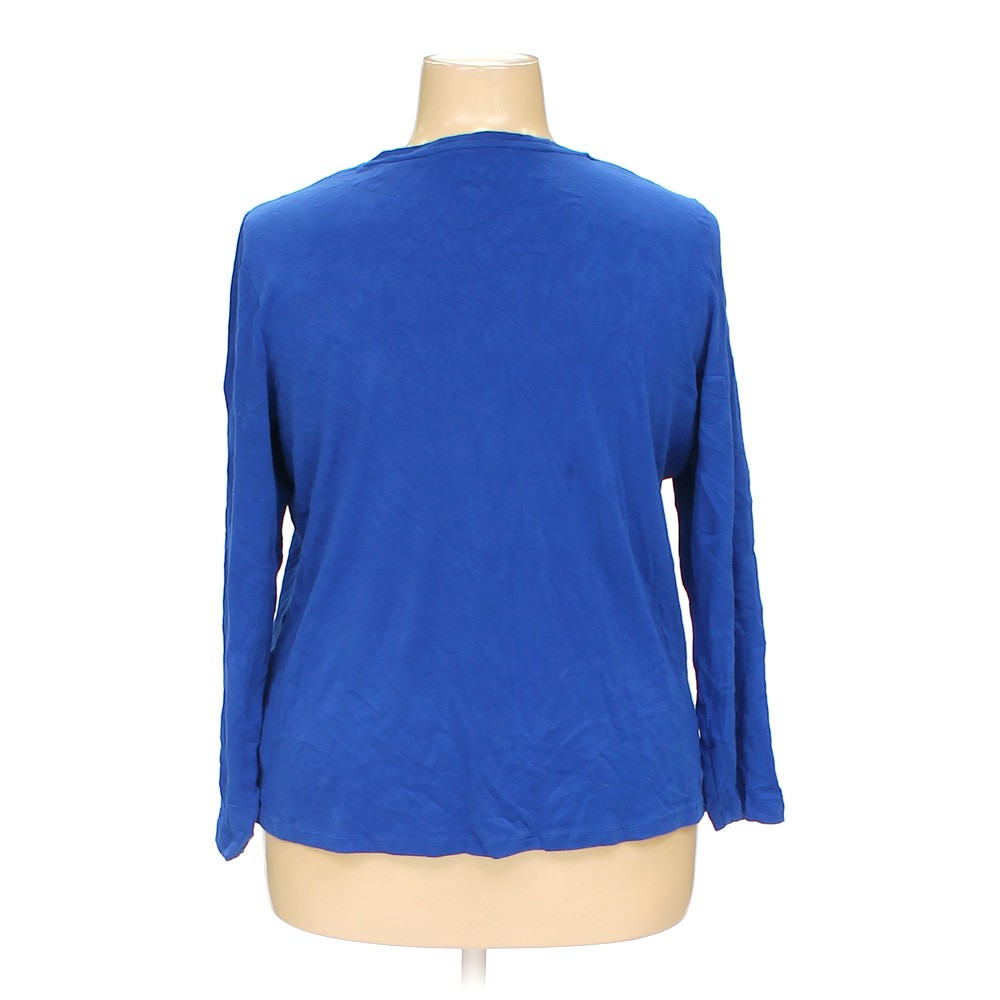 Blue navy jcp shirt in size 3x at up to 95 off for 3x shirts on sale