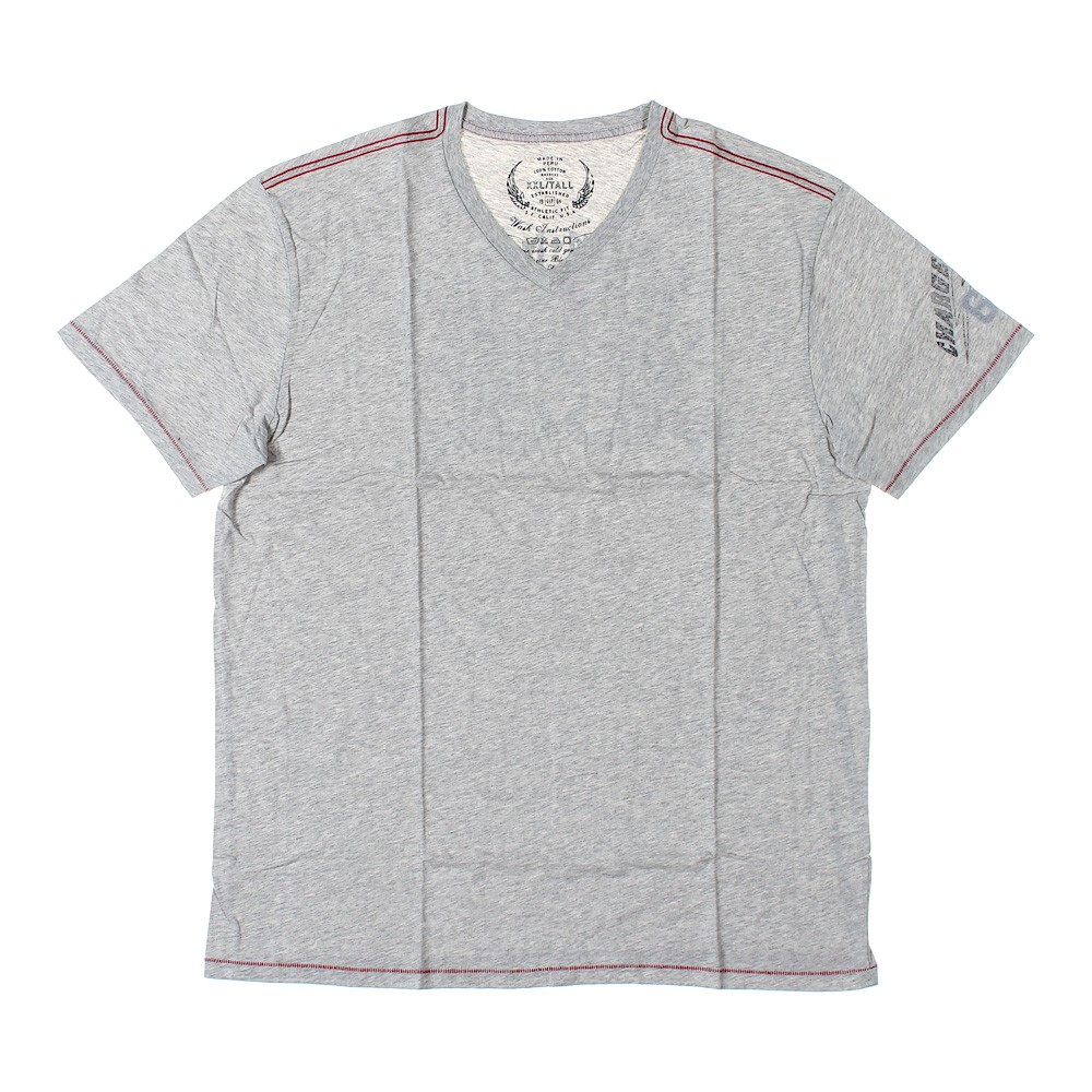 Grey gap short sleeve t shirt in size xxl at up to 95 off for Xxl tall white t shirts
