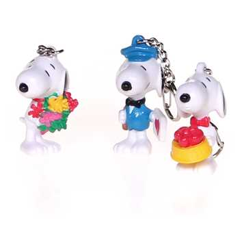 Snoopy Key Chain Set for Sale on Swap.com
