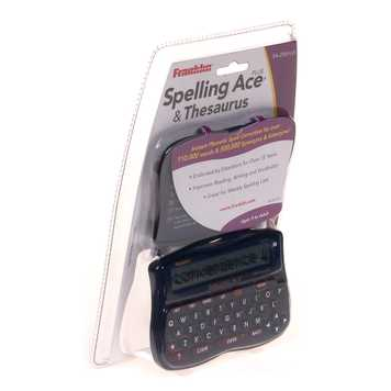 Spelling Ace & Thesaurus for Sale on Swap.com