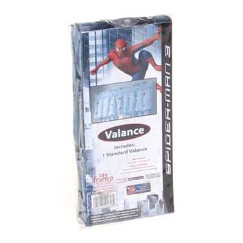 Spider-Man Valance for Sale on Swap.com