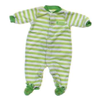 Striped Footed Pajamas for Sale on Swap.com