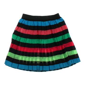 Striped Pleated Skirt for Sale on Swap.com