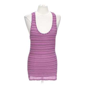 Striped Racerback Tank Top for Sale on Swap.com