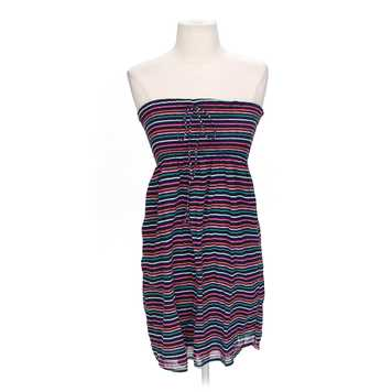 Striped Strapless Dress for Sale on Swap.com