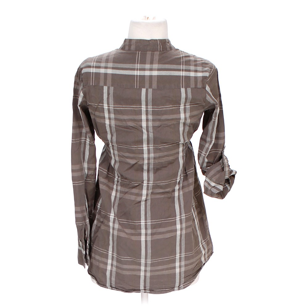 Prototype stylish button up shirt in size s at up to 95 for How to make a prototype shirt