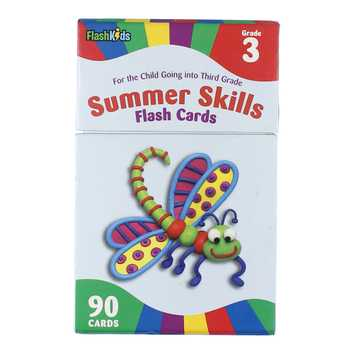 Summer Skills Flash Cards for Sale on Swap.com