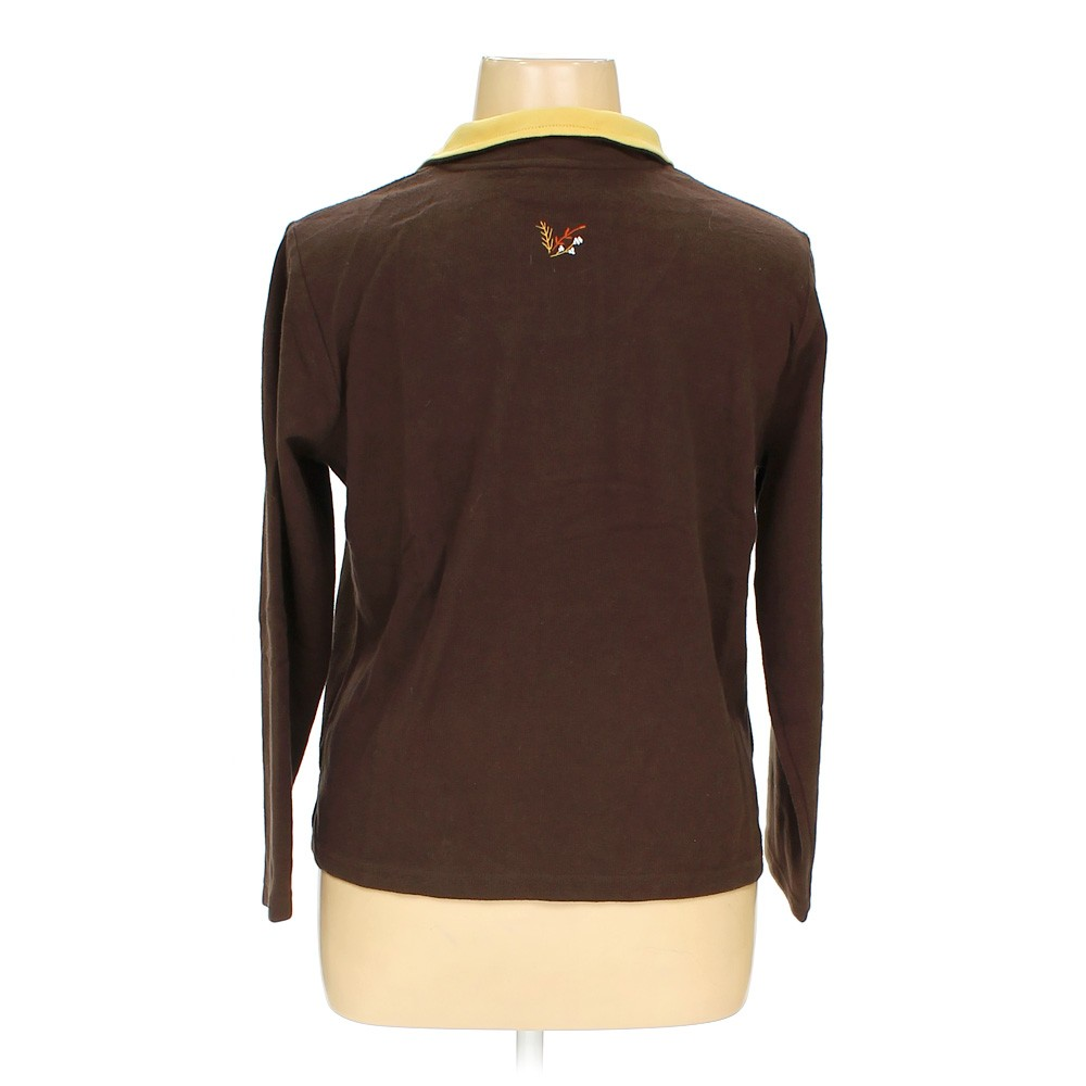 Brown Breckenridge Sweatshirt in size L at up to 95% Off ...