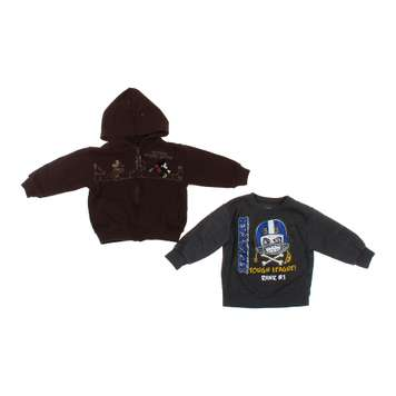 Sweatshirt & Hoodie Set for Sale on Swap.com